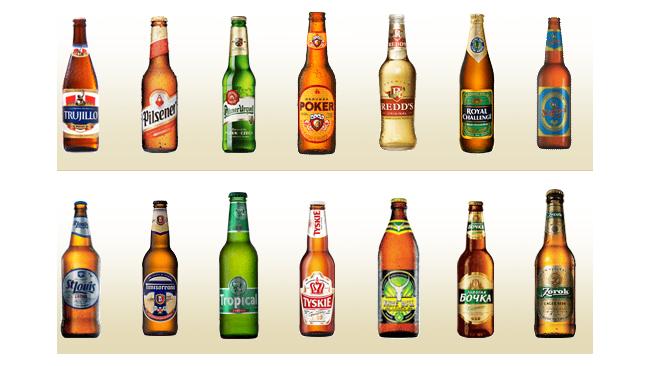Россия снизит таможенные пошлины на пиво и вино