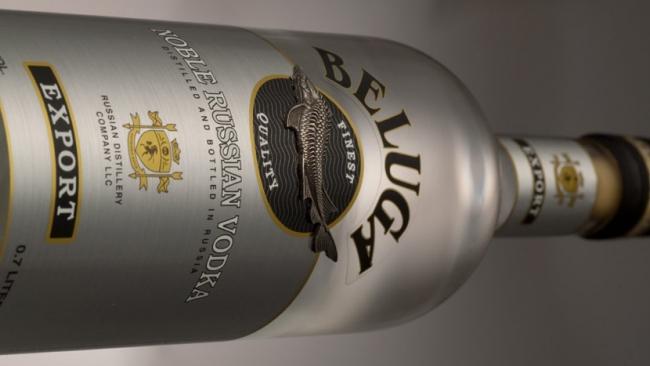 ФАС нашла несостыковки в рекламе водки Beluga