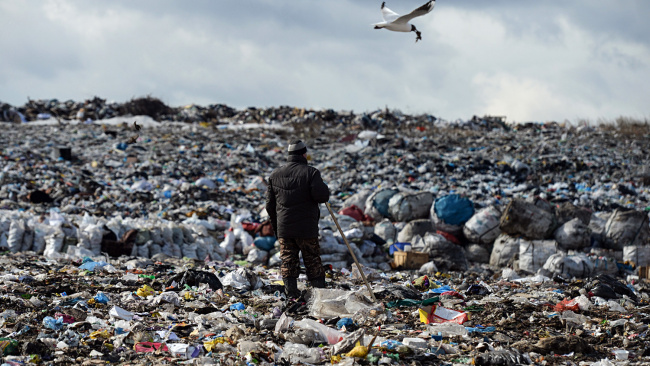 Генпрокуратура сообщила о вероятности мусорного коллапса