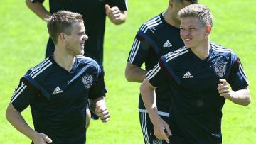 Кокорин и Шатов не попали в расширенный состав сборной России