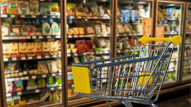 Торговая сеть «Пятерочка» обнаружила снижение цен