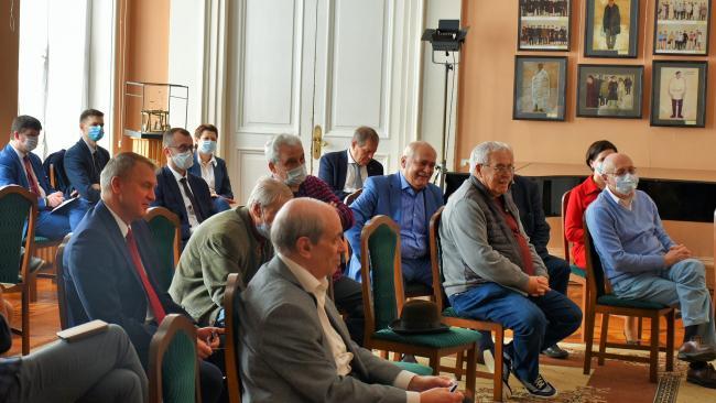 Субсидии театрам и концертным организациям Петербурга в 2021 составят 6,1 млрд руб