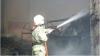 Пожар на складе в Невском районе тушили по повышенному ...