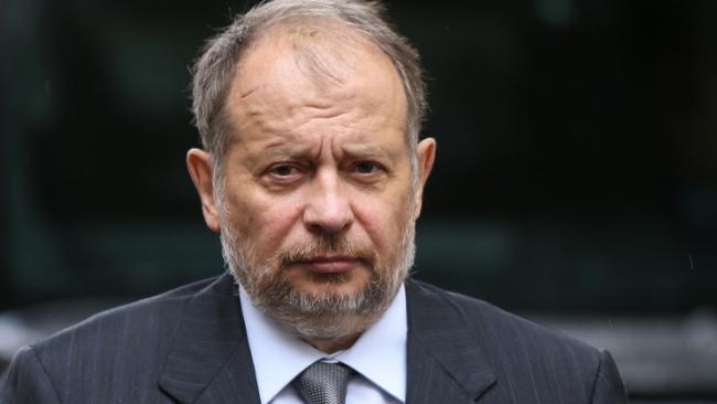Президент Стрелкового союза РФ Владимир Лисин возглавил рейтинг богатейших бизнесменов Forbes