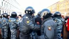Аналитики: к падению российских бирж привели протесты против Путина