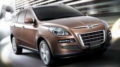В Петербурге откроется автосалон Luxgen