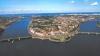 На Васильевском острове изменяется схема движения