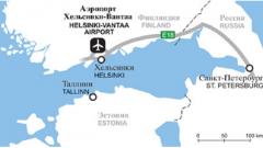 """Поезд """"Петербург - аэропорт Хельсинки"""" станет реальностью через 20 лет"""