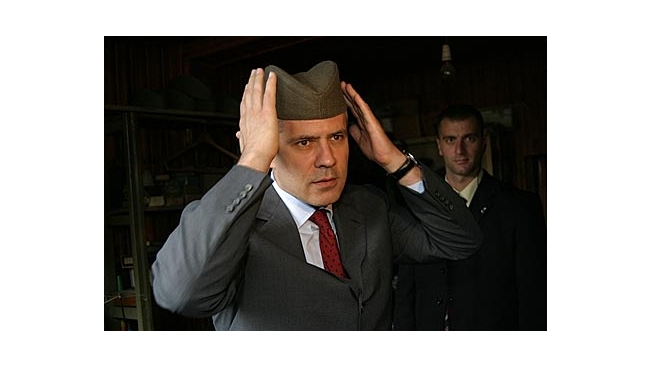 Президент Сербии  официально сообщил, что уходит со своего поста