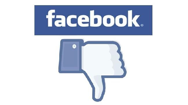 facebook цена акций