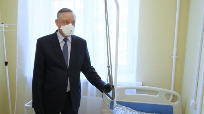 Поликлиника в Московском районе перепрофилируется для борьбы с корнавирусом