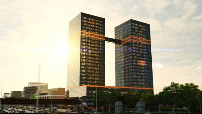 Mail.Ru Group переедет в московский небоскреб SkyLight в 2013 году