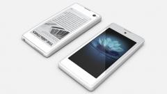 Yota Devices презентовала российский смартфон с двумя экранами