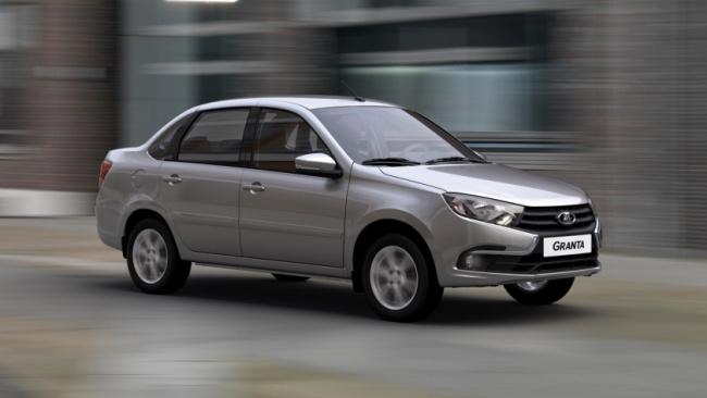 АвтоВАЗ в апреле сократил продажи автомобилей в 3,2 раза