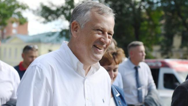 На выборах губернатора Ленобласти действующий глава региона Александр Дрозденко набрал более 83% голосов