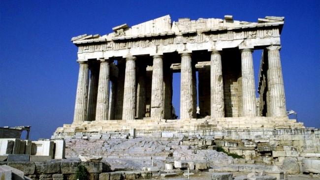 Греция теряет туристов