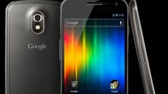 В России стартовали продажи смартфона Google и Samsung - Galaxy Nexus