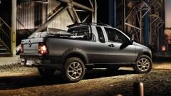 Fiat начинает продажи в Европе пикапа Strada