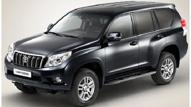 Toyota будет собирать Land Cruiser Prado в России