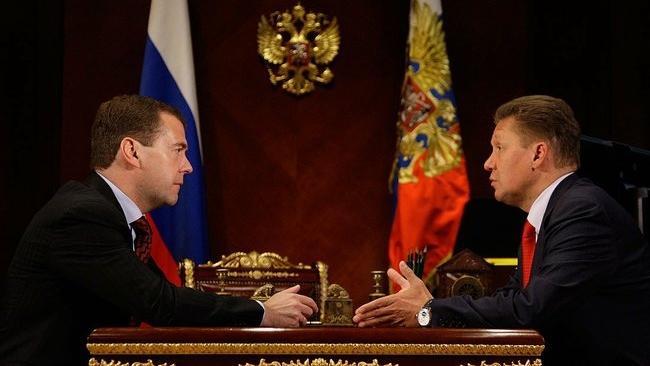 """""""Газпром"""" обвинил Украину в воровстве газа – из-за этого мерзла Европа"""