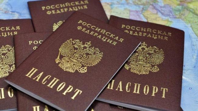 За российскими паспортами обратилось более 8 тысяч жителей ДНР