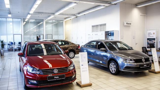 Volkswagen запускает первый в России онлайн-шоурум