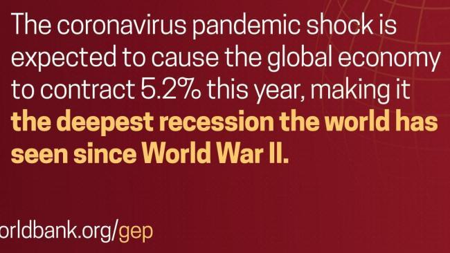 Всемирный банк намерен до середины 2021 года выделить до $160 млрд на борьбу с пандемией и ее последствиями