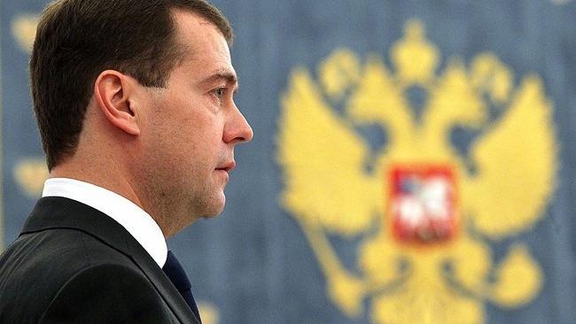 Дмитрий Медведев предлагает переназначить председателя Конституционного суда
