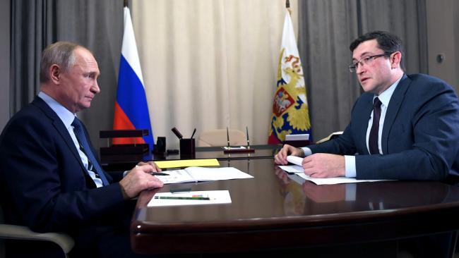 В Нижегородской области занято 80% ковид-коек