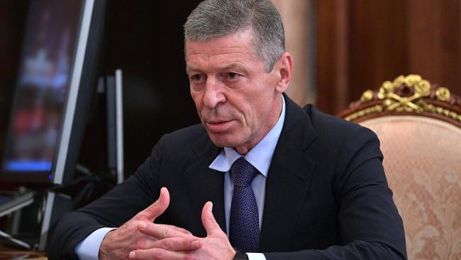 """Козак: стоимость бензина """"заморозится"""" до конца 2018 года"""