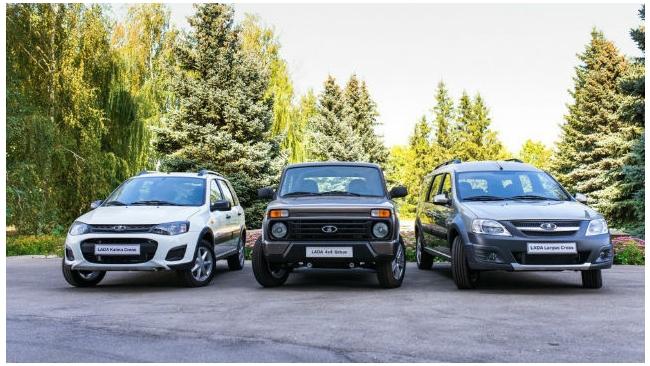 """Компания """"АвтоВАЗ"""" назвала цены на новые модели линии Cross"""