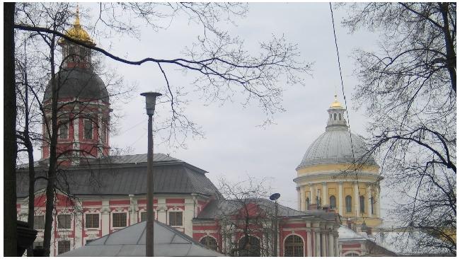 Празднование юбилея Александро-Невской лавры обойдется более чем в 50 млн