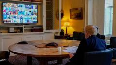 Премьер-министр Великобритании Джонсон заразился коронавирусом
