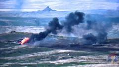 Россия, Франция, США призвали к немедленному прекращения огня в зоне карабахского конфликта