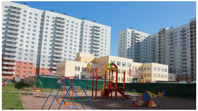 В Петербурге в 2014 году появилось 946 новых домов