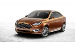 Ford представит новый седан Escort в Пекине