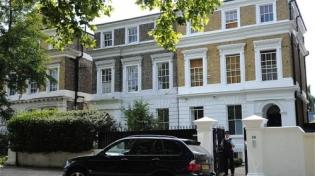 В Лондоне продается дом Эми Уайнхаус