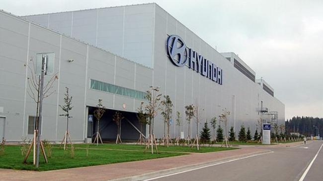 В Петербурге началось производство нового Hyundai Solaris