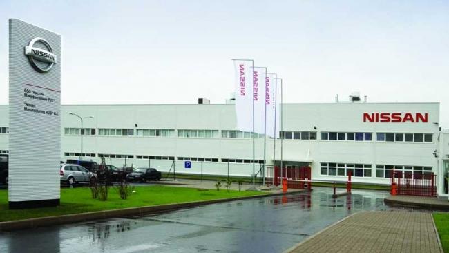 Nissan запустит производство автокомпонентов в Петербурге
