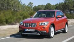 Обновленный BMW X1 появится на российском рынке в июле