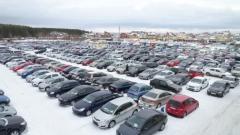 Рынок подержанных легковых автомобилей в январе вырос на 2%