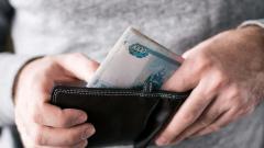 По методике расчета, доходы россиян упали на 2,3%