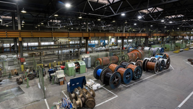 Летом «Севкабель» начинает перевод производства на промплощадку Кировского завода