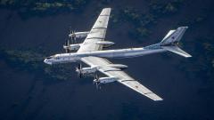 Япония обвинила российские Ту-95МС в нарушении воздушного пространства