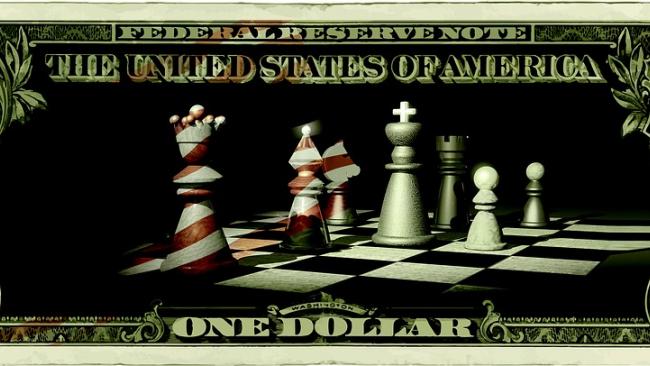 Под санкции США попал транзакционный банк России и Сирии