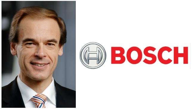 Bosch меняет председателя совета директоров