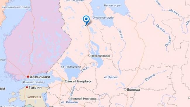 Спасатели нашли в республике Карелия рухнувший вертолет