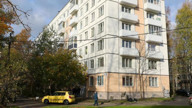 Капремонт фасадов 206 жилых домов пройдет в текущем году в Петербурге