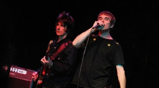 The Stone Roses устроили секретный концерт