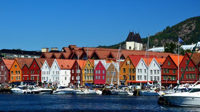 Норвегия введет 10-дневный карантин для тех, кто приезжает из 5 стран Европы